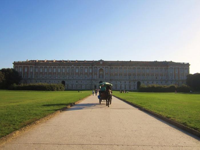 ナポリの世界遺産の写真|ピックアップ! イタリア 世界遺産・美術館情報