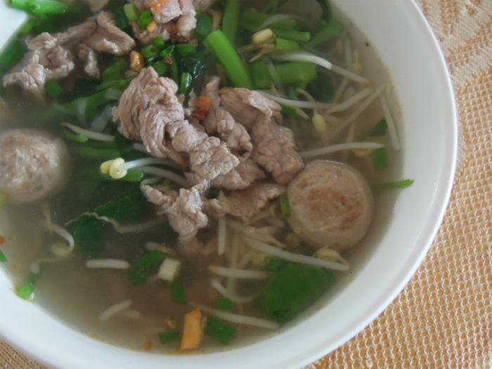 カンボジアの朝食の写真|ピックアップ! カンボジア 料理・グルメ情報