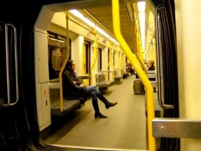 バレンシアの地下鉄事情の写真|ピックアップ! スペイン 交通情報