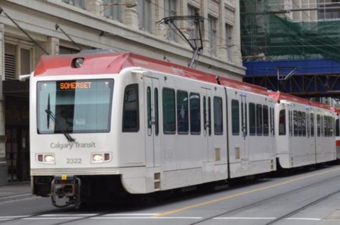 カルガリーの地下鉄事情の写真|ピックアップ! カナダ 交通情報
