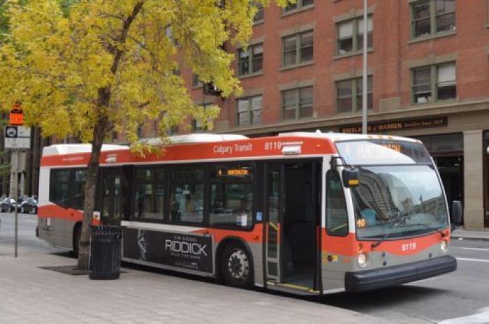 カルガリーのバス事情の写真|ピックアップ! カナダ 交通情報