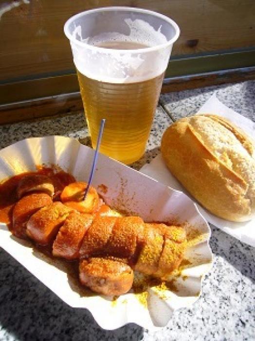 ベルリン名物といえば!の写真|ピックアップ! ドイツ 料理・グルメ情報