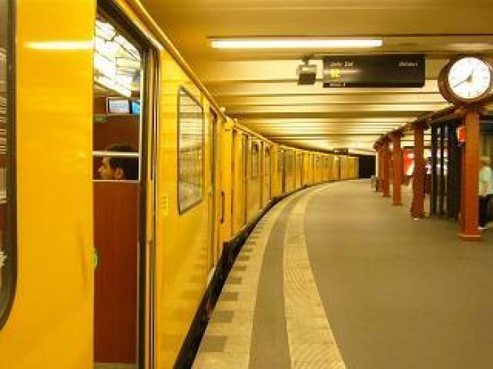 ベルリンの地下鉄事情の写真|ピックアップ! ドイツ 交通情報