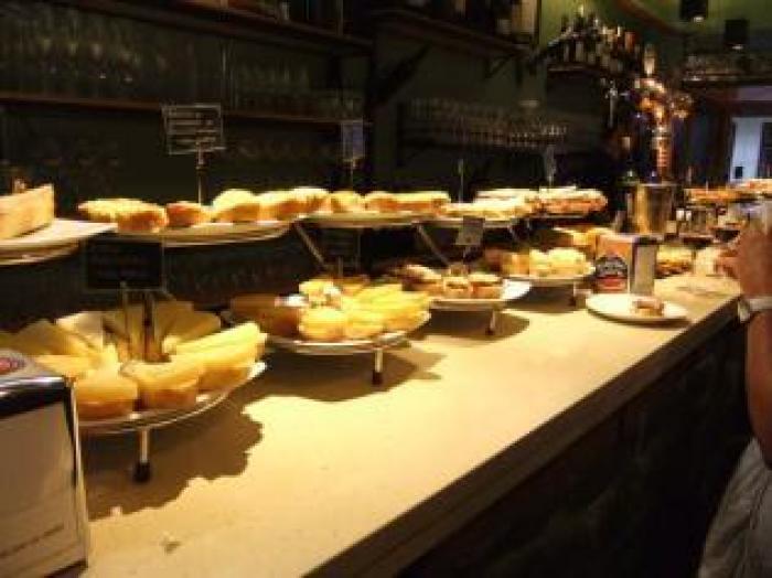 ビルバオ名物料理の写真|ピックアップ! スペイン 料理・グルメ情報