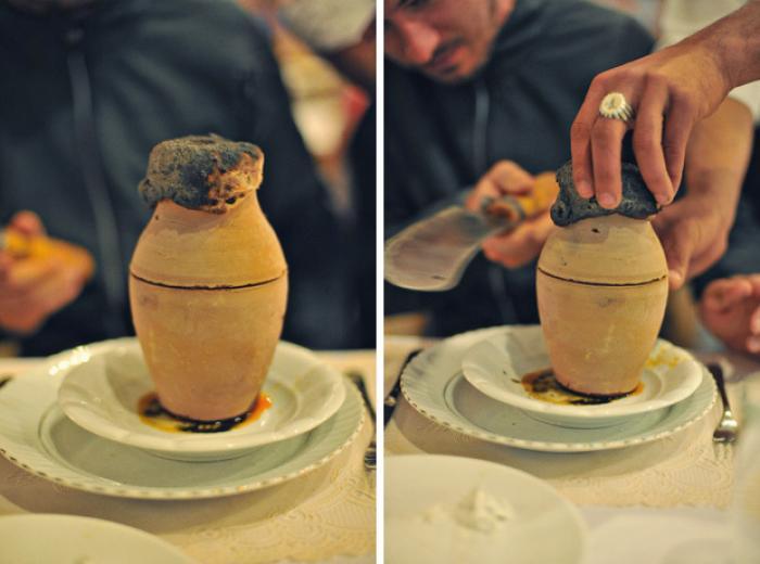 カッパドキアの名物料理の写真|ピックアップ! トルコ 料理・グルメ情報