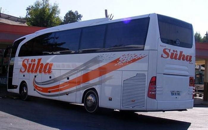 カッパドキアのバス事情の写真|ピックアップ! トルコ 交通情報