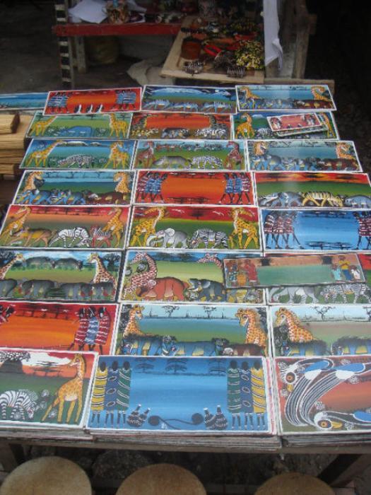 タンザニアのお土産の写真|ピックアップ! タンザニア お土産情報