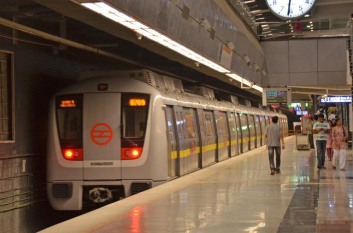 デリーの地下鉄事情の写真|ピックアップ! インド 交通情報