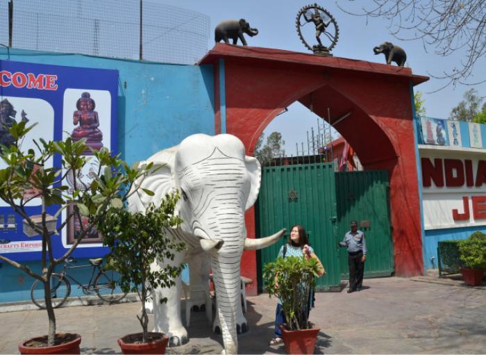 デリーのお土産の写真|ピックアップ! インド お土産情報
