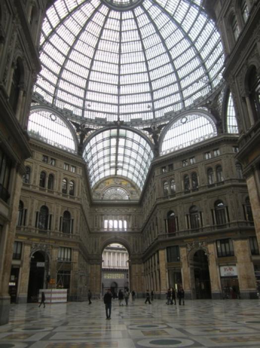ナポリのおすすめスポットの写真|ピックアップ! イタリア 観光地情報情報