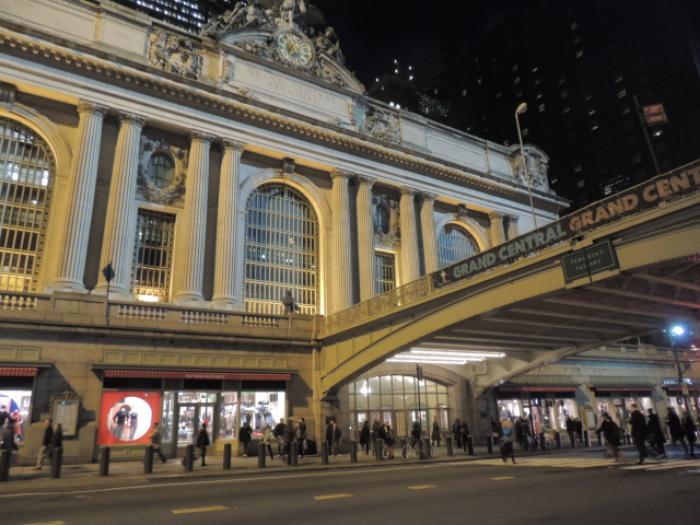 ニューヨークの鉄道・バス事情の写真|ピックアップ! アメリカ 交通情報