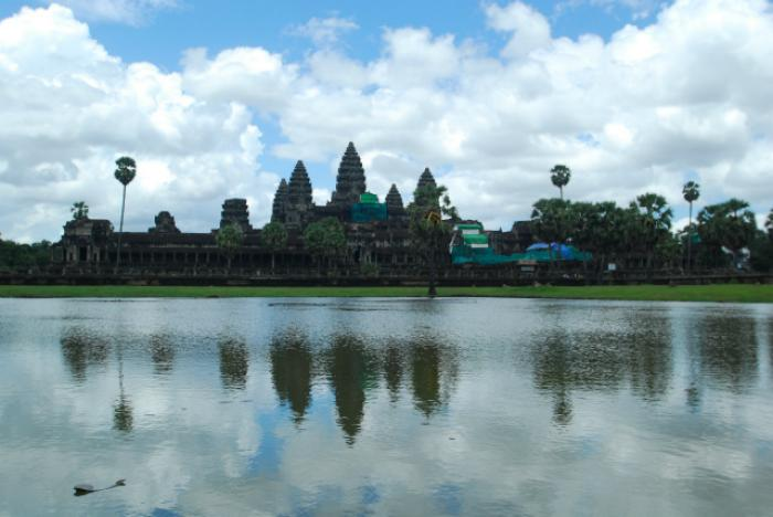 カンボジアの世界遺産の写真|ピックアップ! カンボジア 世界遺産・美術館情報
