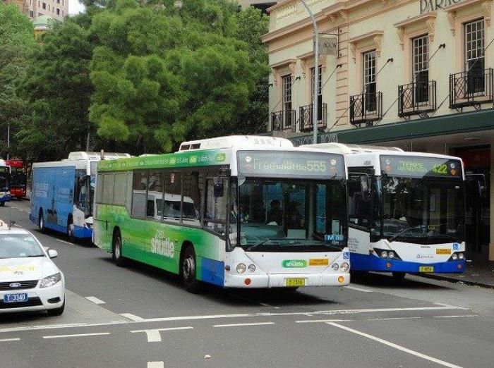 シドニーの交通事情の写真|ピックアップ! オーストラリア 交通情報