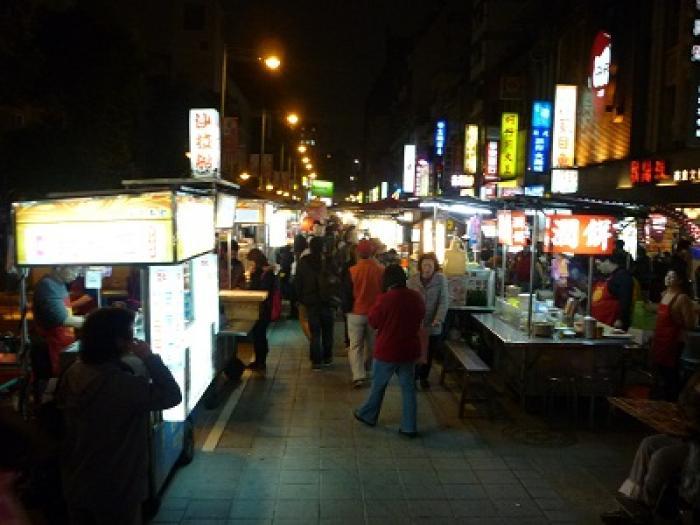 台北おすすめ夜市の写真|ピックアップ! 台湾 観光地情報情報