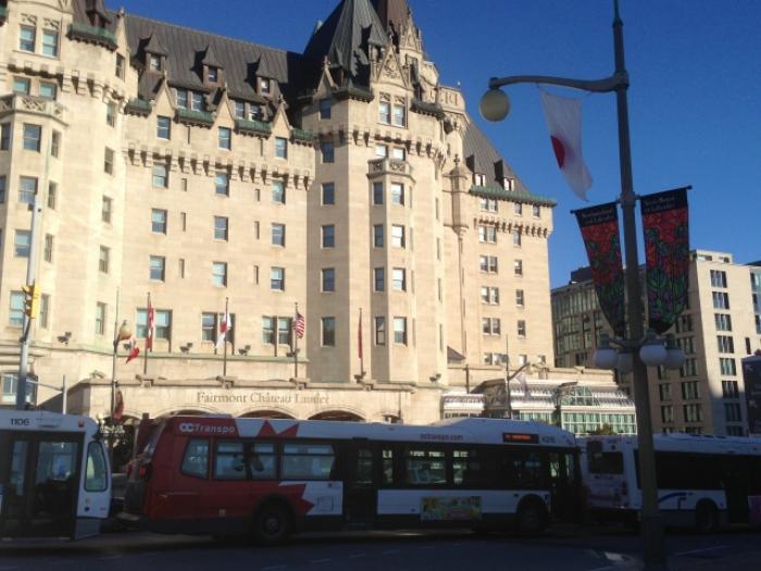 オタワのバス事情の写真|ピックアップ! カナダ 交通情報